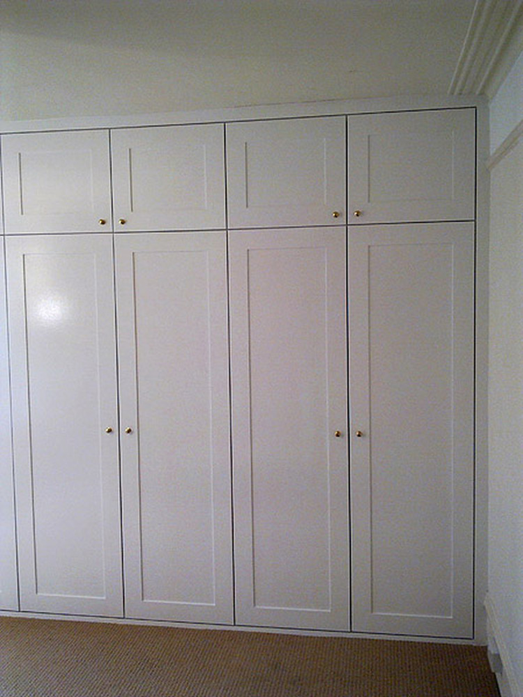 Made To Measure Fitted Wardrobes Carpentry Amp Joinery Job