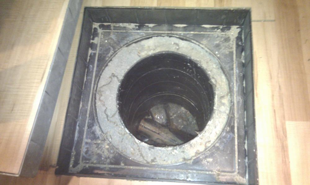 Internal Manhole Inspection Chamber Needs Attention 2
