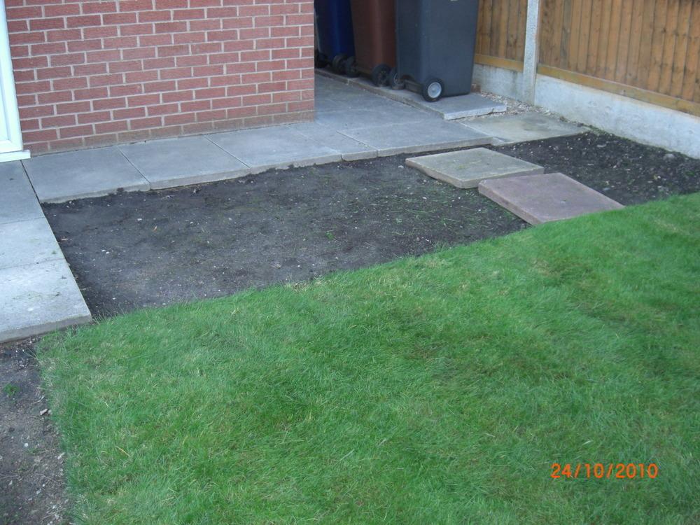 Turf Garden - Landscape Gardening job in Leyland Lancashire - MyBuilder