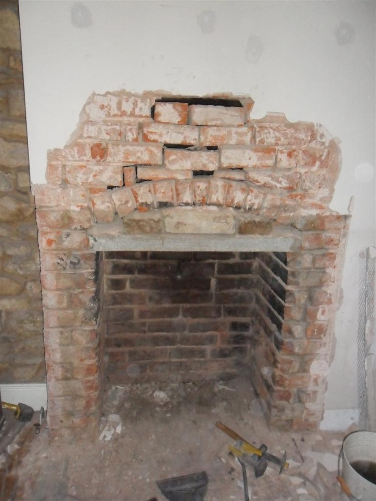 Repair Fireplace Line Chimney For Wood Burner Chimneys Fireplaces Job In Stroud