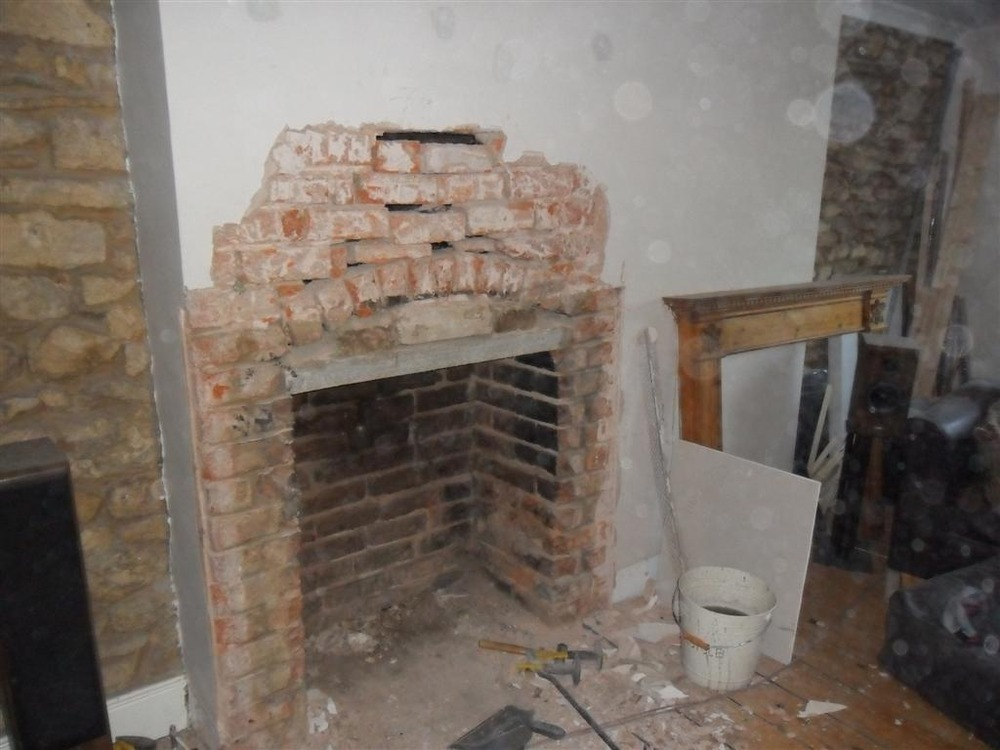 Repair Fireplace Amp Line Chimney For Wood Burner Chimneys