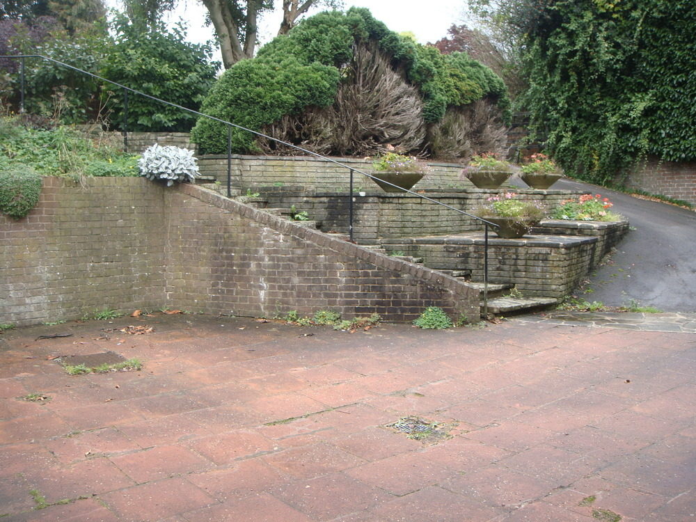 Design a solution for a steep driveway and build it for Steep driveway construction