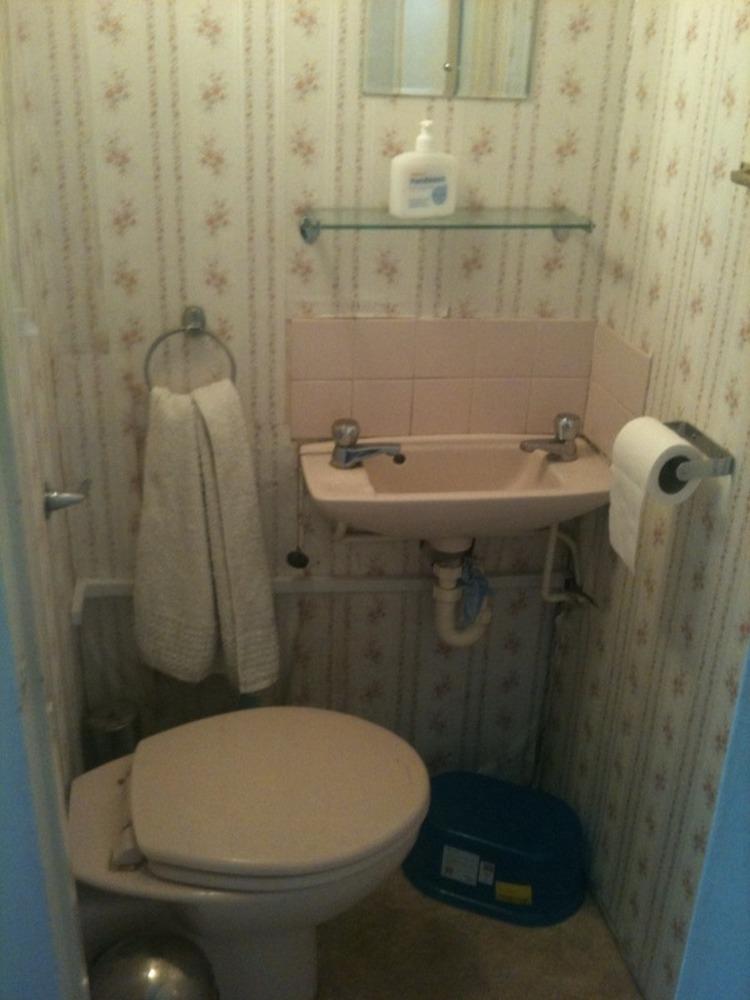 Refit Of Small Cloakroom Bathroom Fitting Job In West Wickham Kent Mybuilder