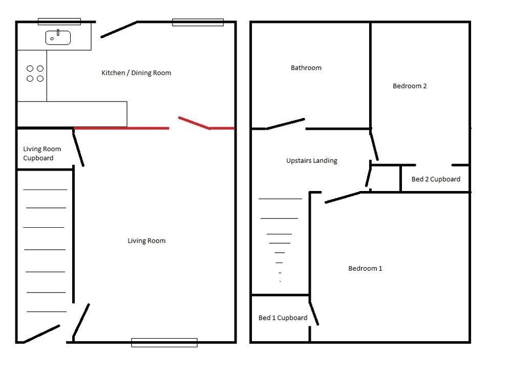 Building Warrant Doorway Load Bearing