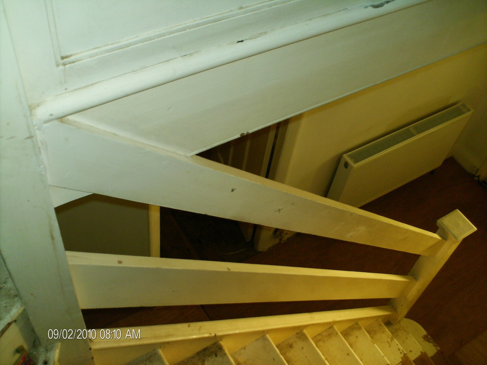 Replacing Staircase Banister Joinery Amp Cabinet Making