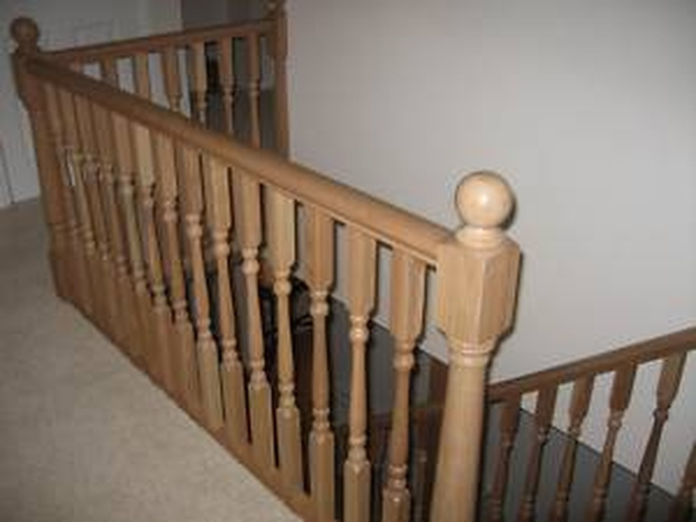 Replacing Staircase Banister Carpentry Amp Joinery Job In