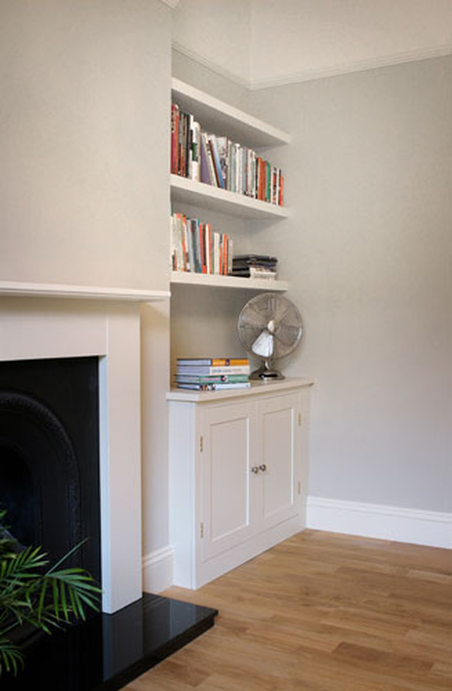 Alcove Cupboards Amp Shelves Carpentry Amp Joinery Job In