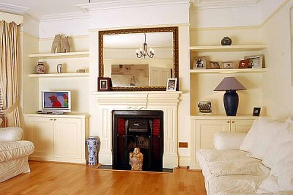Alcove Cupboards amp Shelves Carpentry Joinery Job In Southfields South London MyBuilder