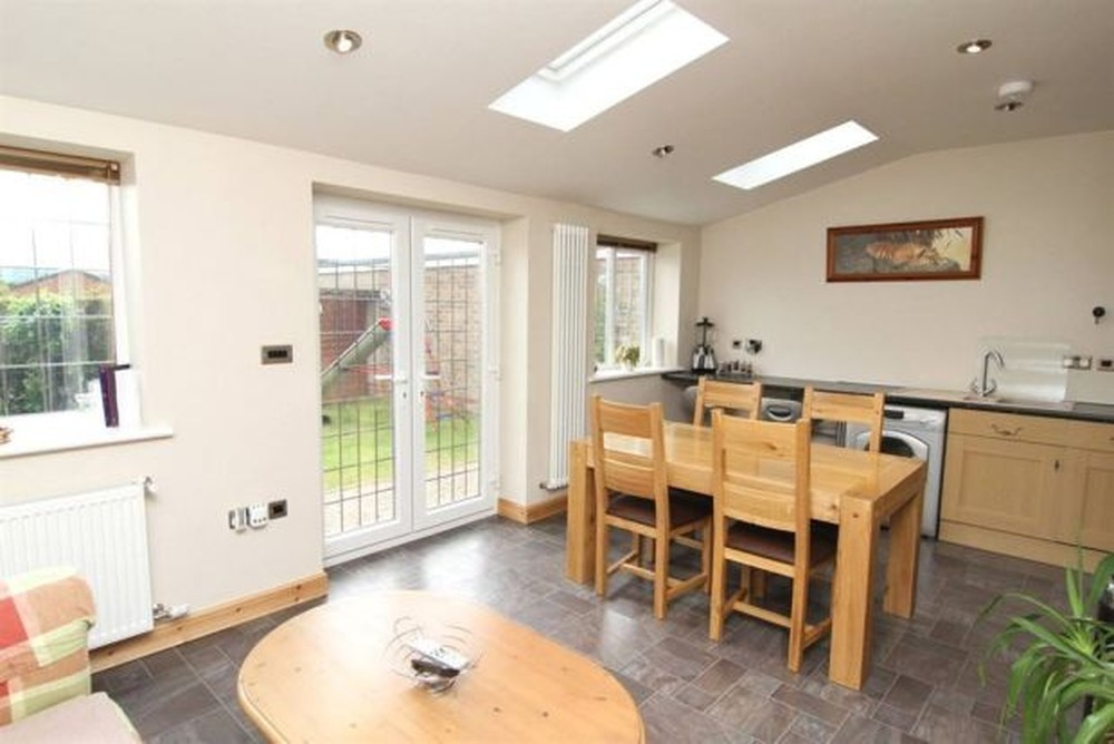 Paul smith building services extension builder for Kitchen ideas 3 bed semi