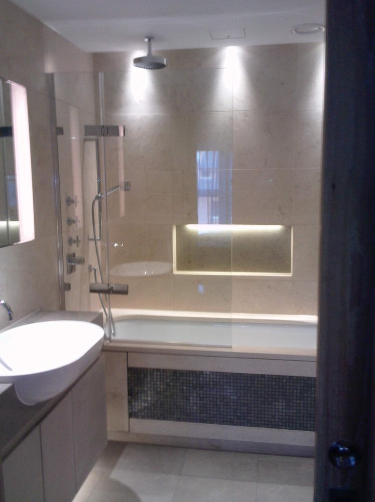 James dean bathroom plumbing specialists bathroom for Bathroom specialists