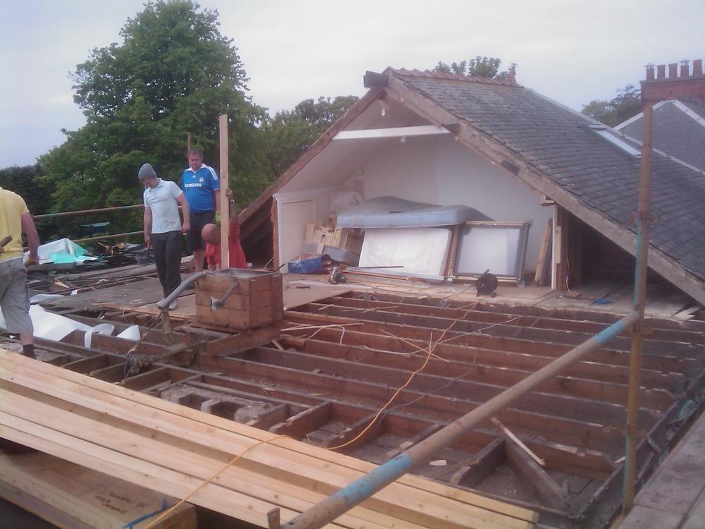 Gsa Construction Ltd Extension Builder In Ayrshire