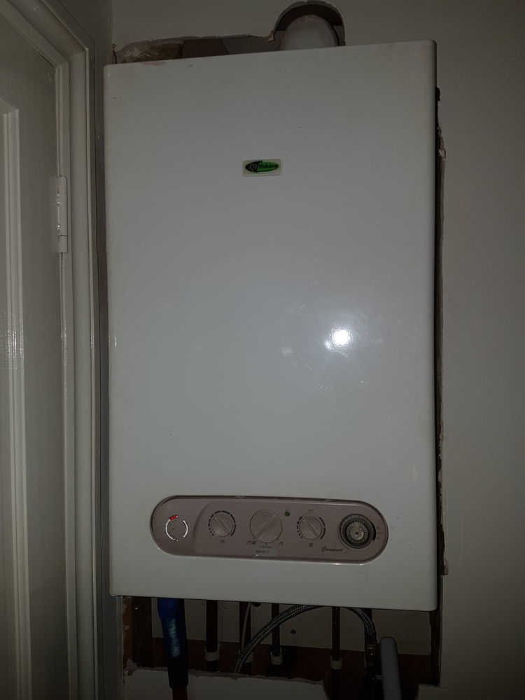 Vokera Compact 28 No Heating Hot Water Central Heating Job In Glasgow Lanarkshire Mybuilder