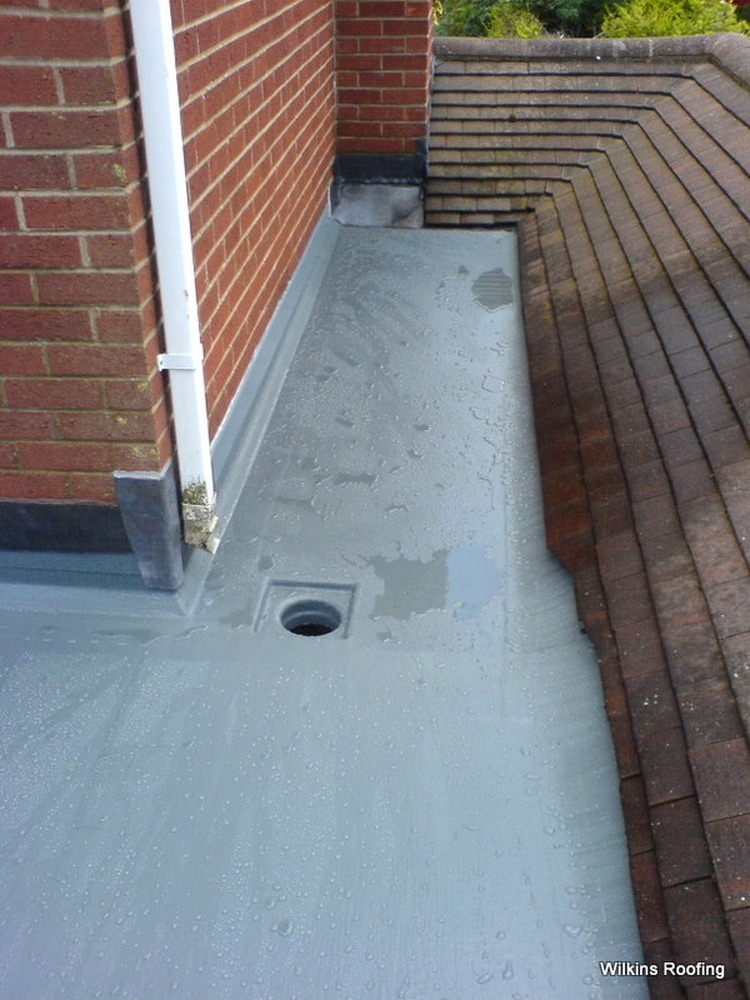 T P Wilkins Amp Son Ltd Wilkins Roofing Flat Roofer In