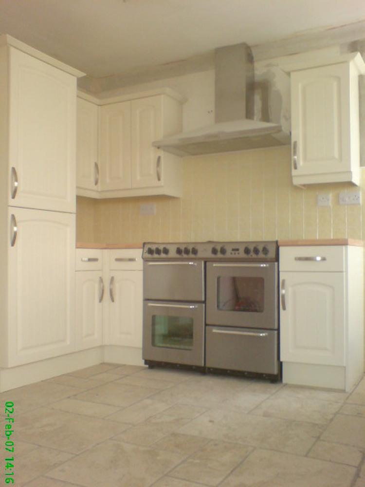 Cis Kitchen Fitting