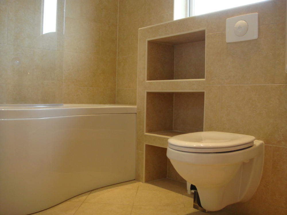 Evepro 100 feedback bathroom fitter in northampton for Bathroom design northampton