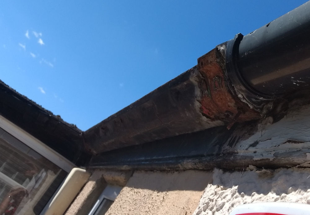 Urgent Replacement Of Cast Iron Guttering For Plastic Guttering Job In Bromley Kent Mybuilder