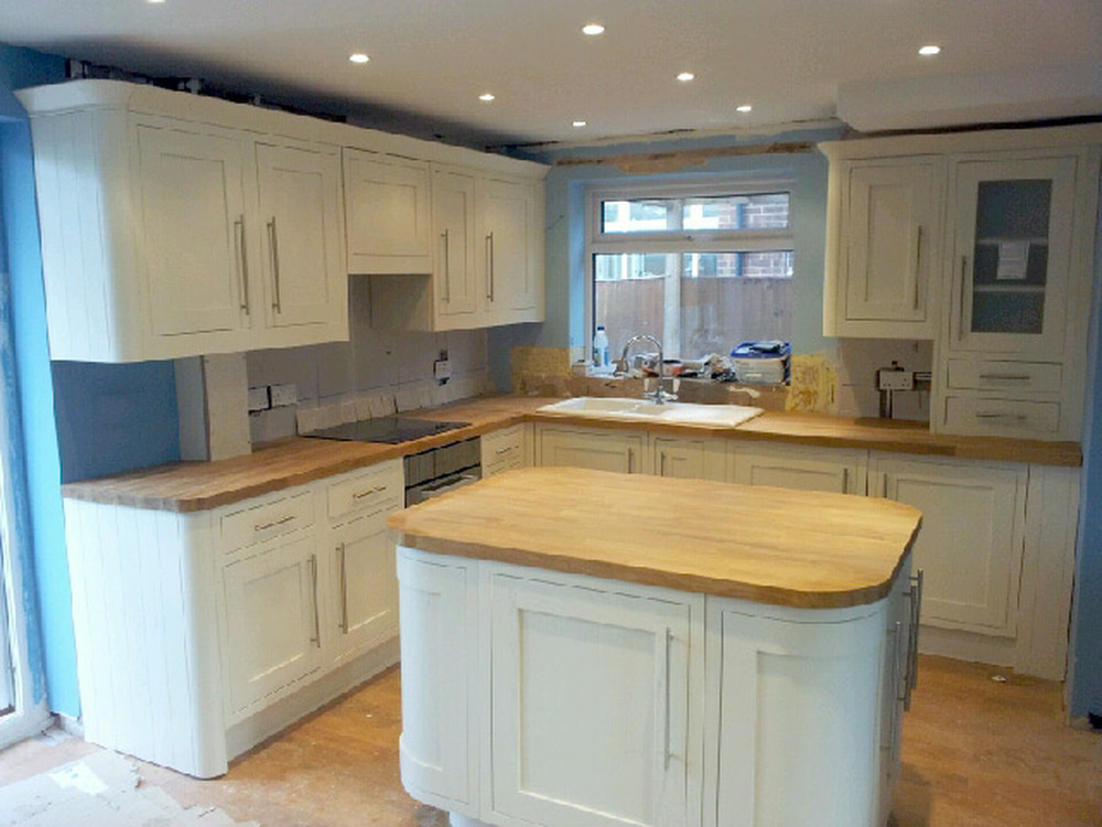 Sjm Joinery Services Ltd 99 Feedback Kitchen Fitter Carpenter Joiner Flooring Fitter In