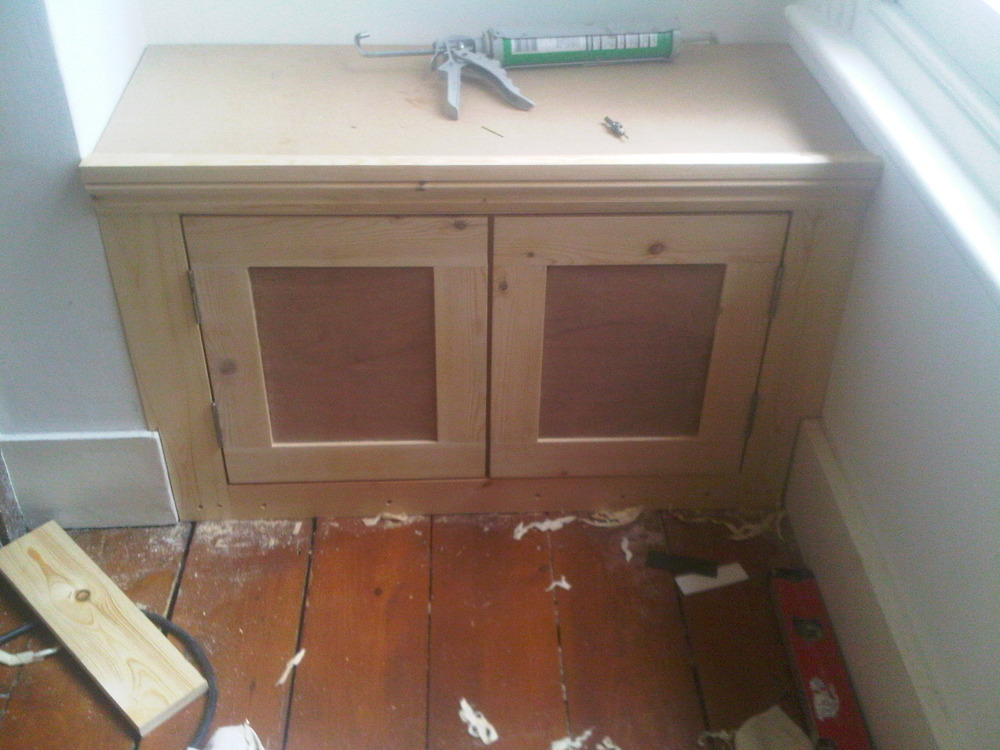 Tradtudor 97 Feedback Carpenter Amp Joiner Kitchen