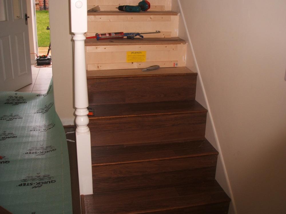 Sd flooring 100 feedback flooring fitter in nottingham for Builders pride flooring installation