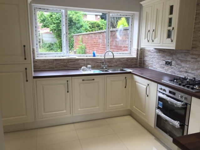 Roberts Joinery 100 Feedback Kitchen Fitter In Liverpool