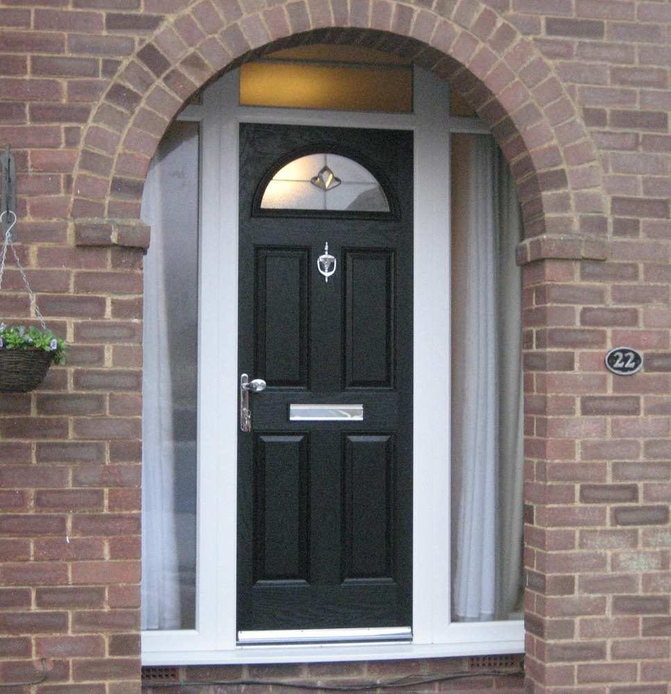 Safehouse windows and doors 100 feedback window fitter for Front door and window design