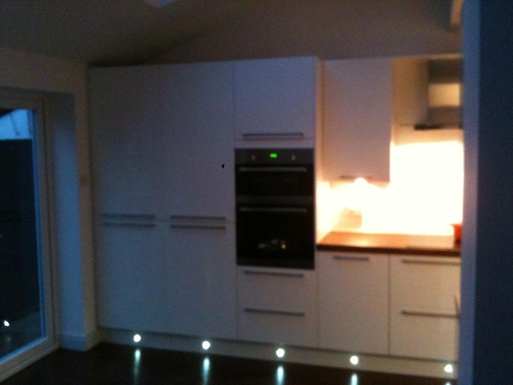 Ingleton joinery construction ltd 100 feedback for Kitchen boiler housing unit