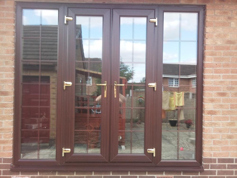 Wilson windows 100 feedback window fitter in rotherham for Door 2 door rotherham