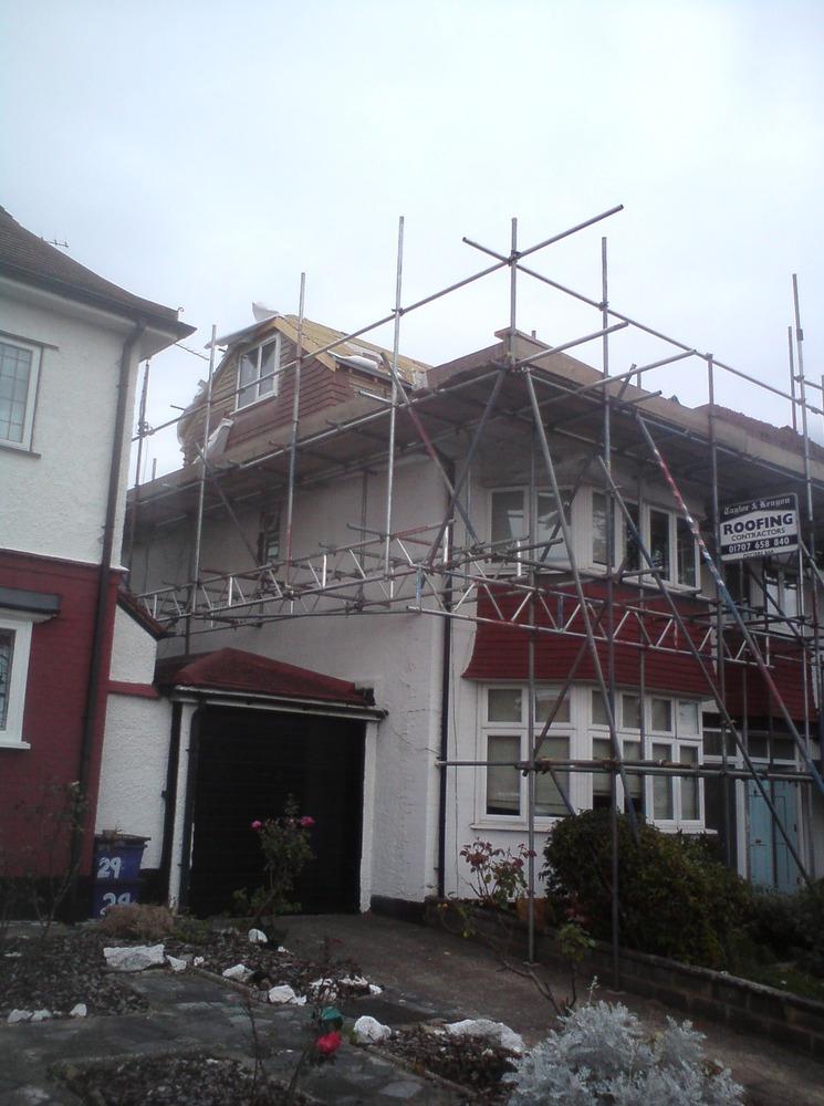 Twiggs 100 Feedback Extension Builder Loft Conversion