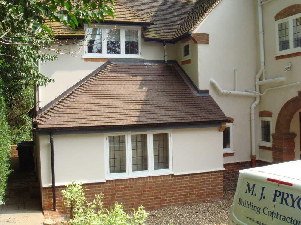 M j pryce building contractors ltd 100 feedback new for New home building contract