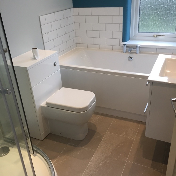 Ott Property Services 100 Feedback Bathroom Fitter Tiler Restoration Refurb Specialist In