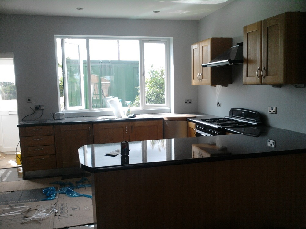 Ab Joinery 100 Feedback Kitchen Fitter In Leeds