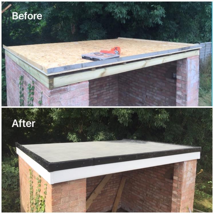 Seal Roofing 100 Feedback Pitched Roofer Flat Roofer