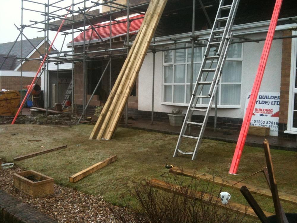 Ajh Builders Fylde Ltd Conservatory Installer In