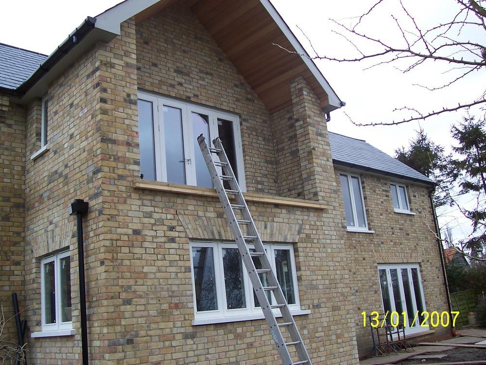 Bricklayer Extension Builder Plasterer In Colchester