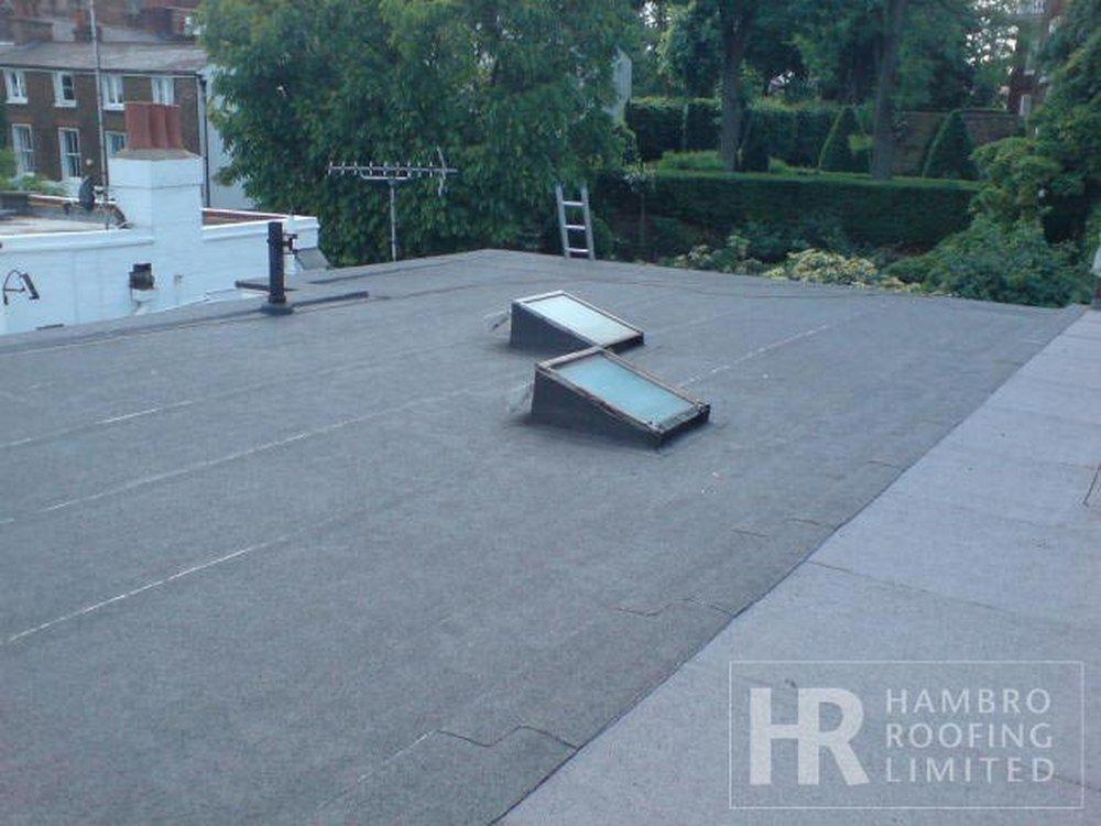 Hambro Roofing Ltd 100 Feedback Flat Roofer In Stepney