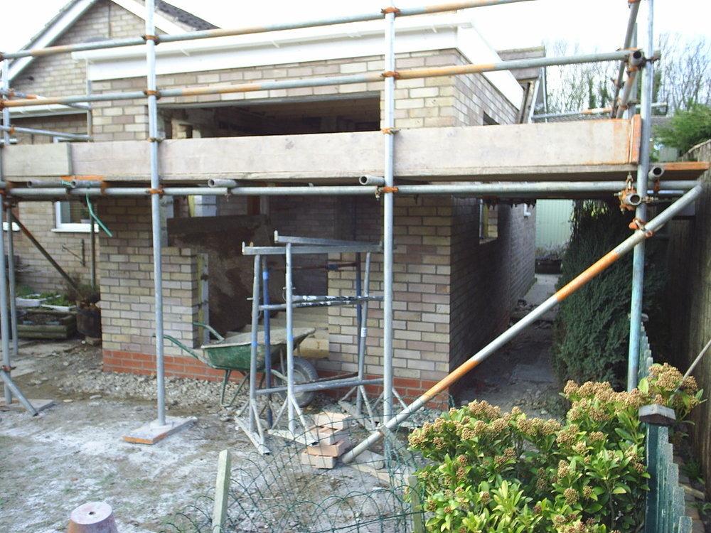 Jonathan Dixon Builders 100 Feedback Extension Builder