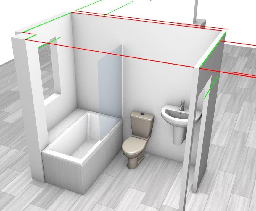 Quote for bathroom refurbishment - Bathroom Fitting job in ...
