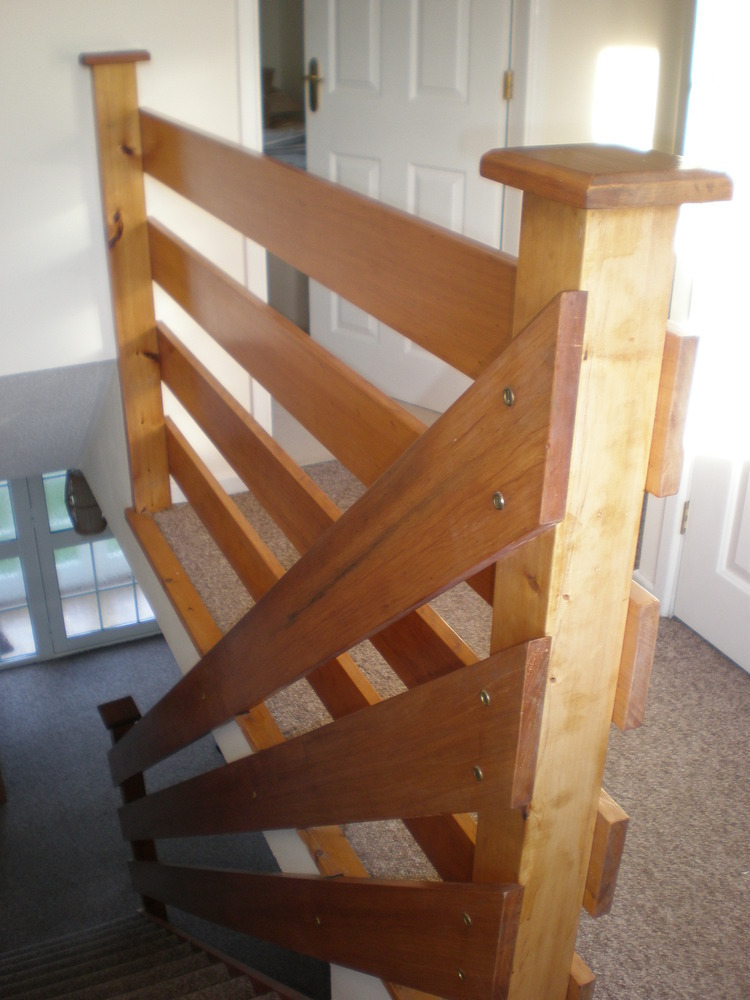 1970s staircase needs replacing
