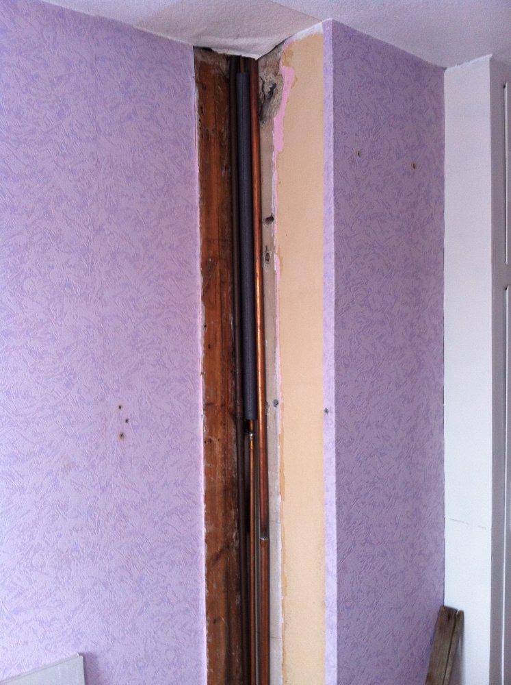 Internal Door Frame Prep Hang New Doors And Box Work