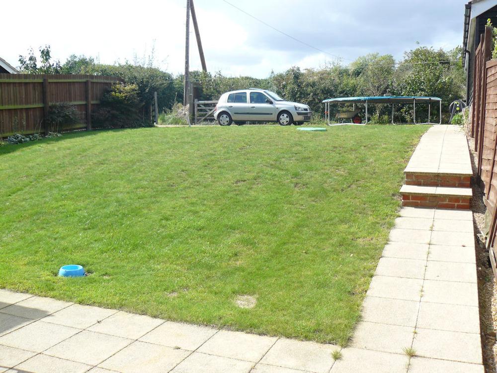 Transform A Plain Grassed Sloping Garden - Landscape Gardening Job In Colchester Essex - MyBuilder