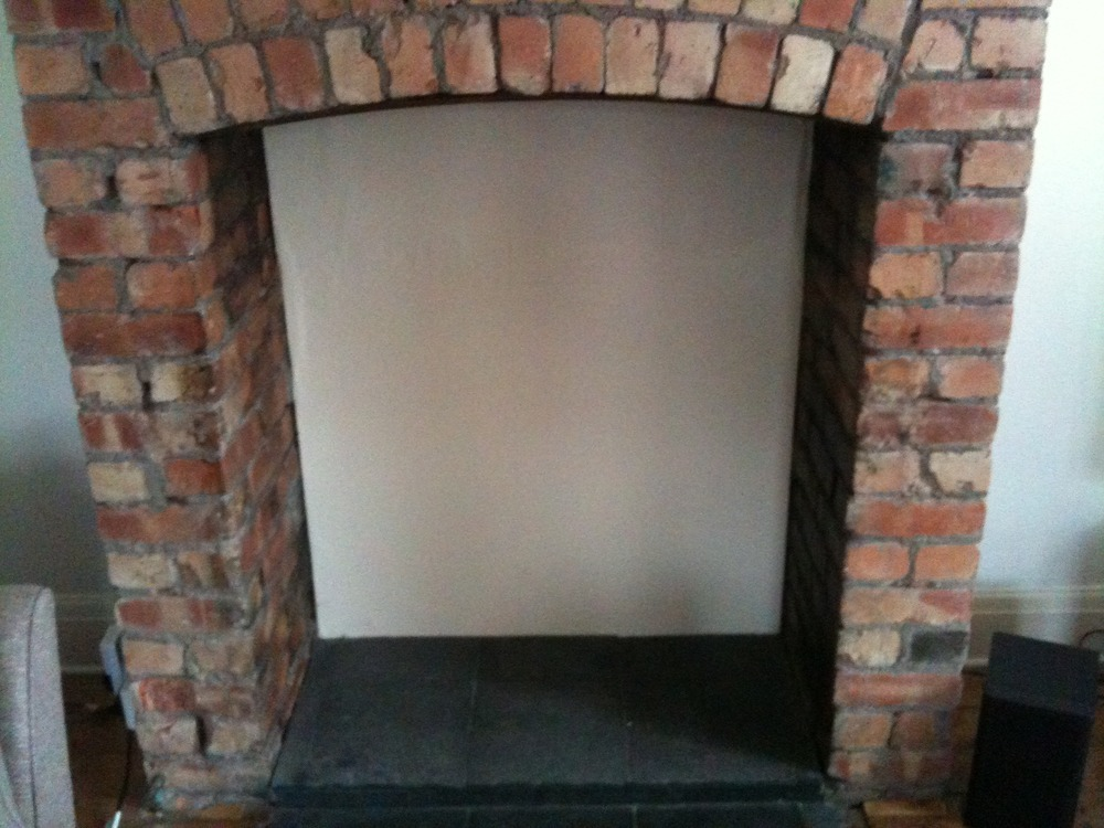 Fit A Chimney Liner Install Wood Burning Stove