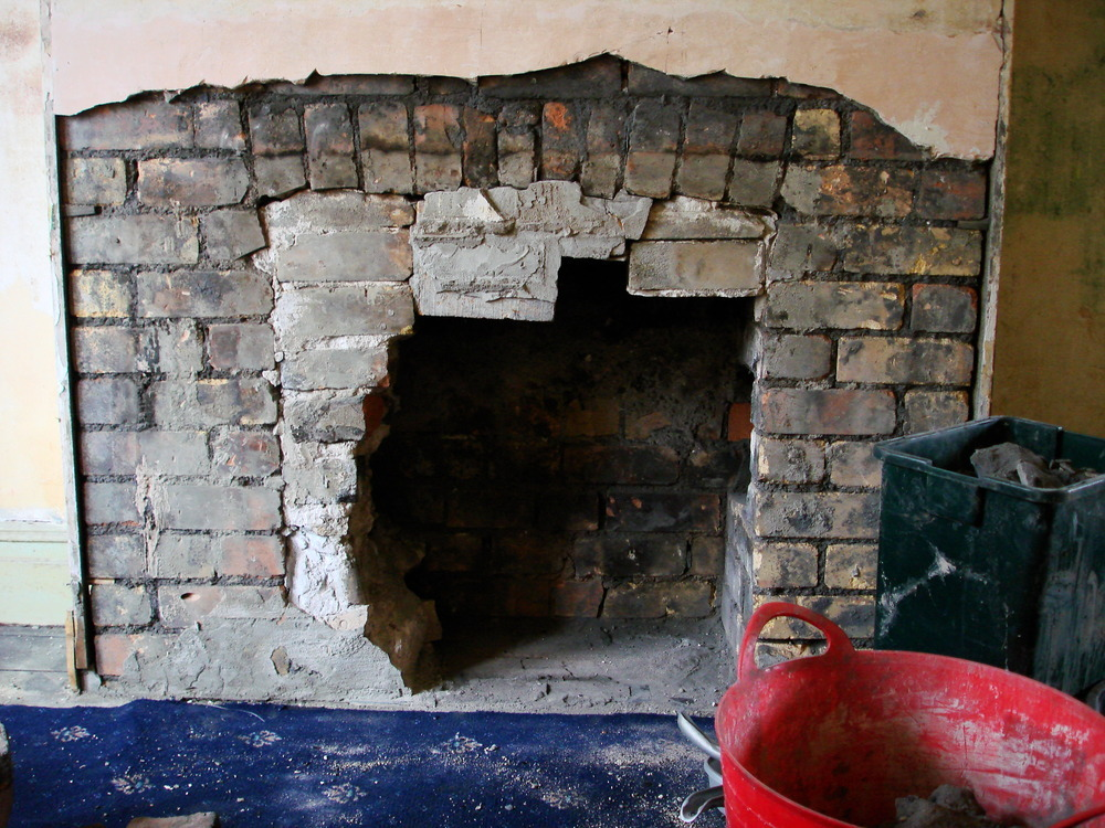 Do I Need A Lintel Chimneys Amp Fireplaces Job In Bristol