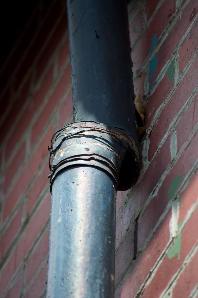 Repair Cast Iron Soil Stack Plumbing Job In Wallsend