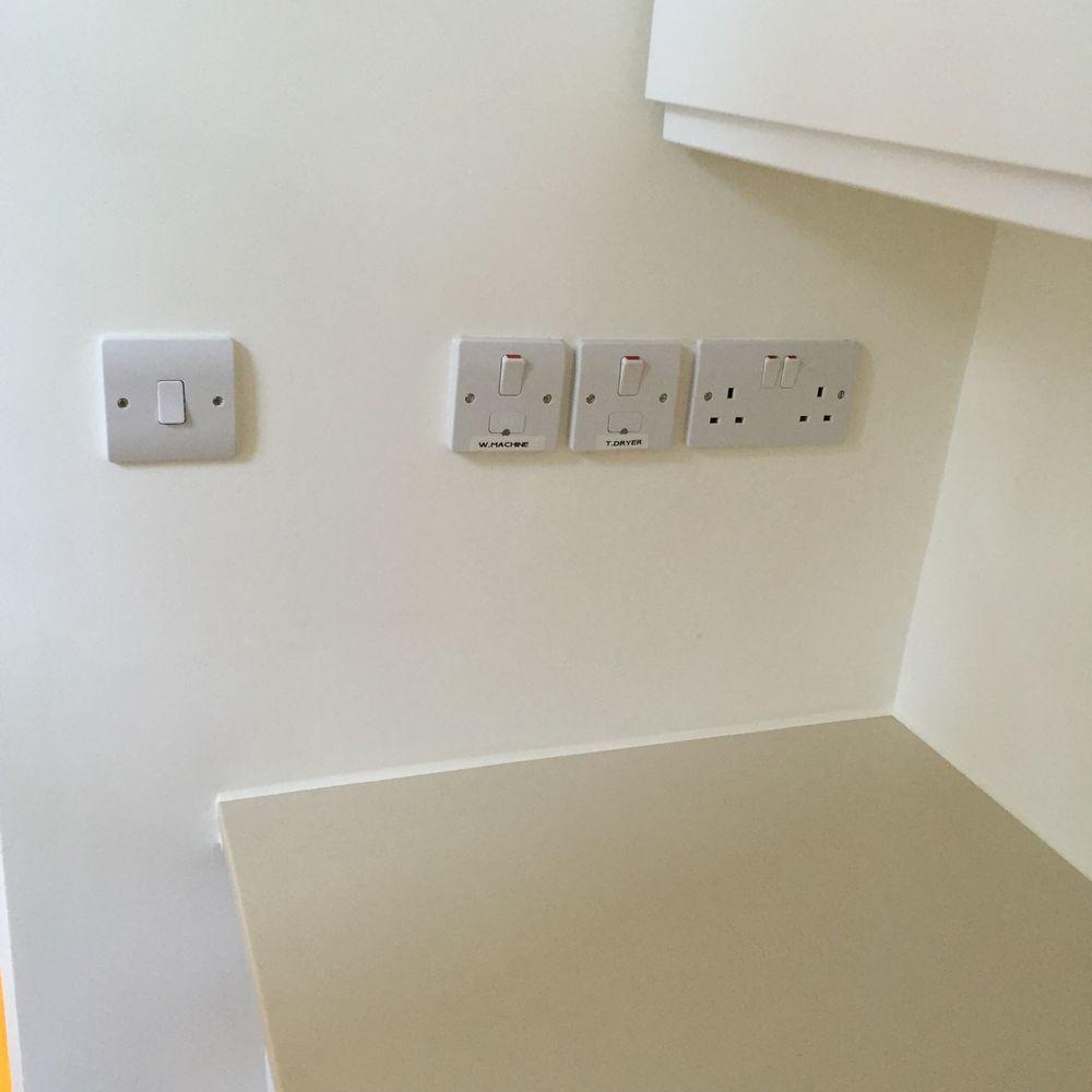 Jk Electrical Contractors 100 Feedback Electrician In