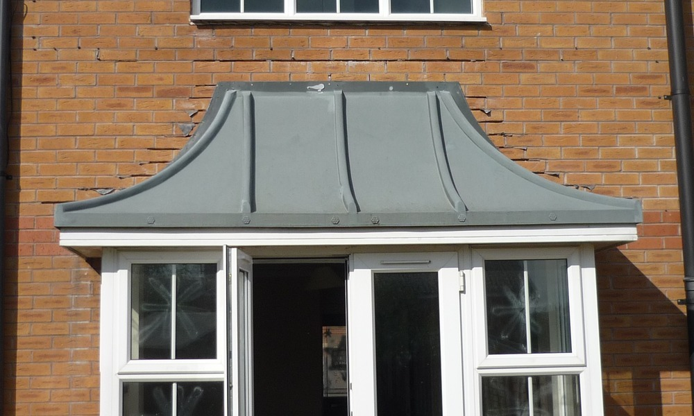 Bathroom Fitting Cost >> Lead flashing to canopy roof - Roofing job in Rotherham, South Yorkshire - MyBuilder
