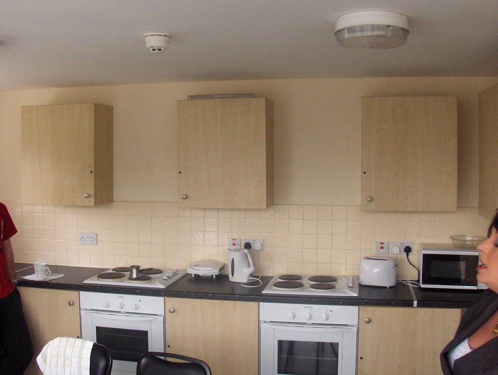 Carr Mills Student Accommodation 100 Extractor Hoods Kitchen Fitting Job In Leeds West