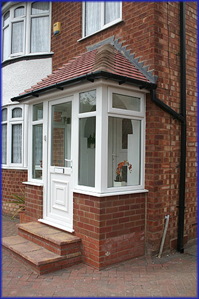 Front porch construction conservatories job in leicester for Porches login
