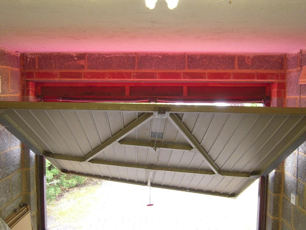 Garage Door Mechanism Repair Replacement Garages Sheds Job In