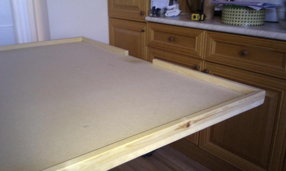 Make Subbuteo Table Top Board Carpentry Amp Joinery Job