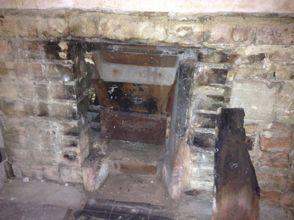 Removal Of Back Boiler Fireplaces Amp Flues Job In Leyton
